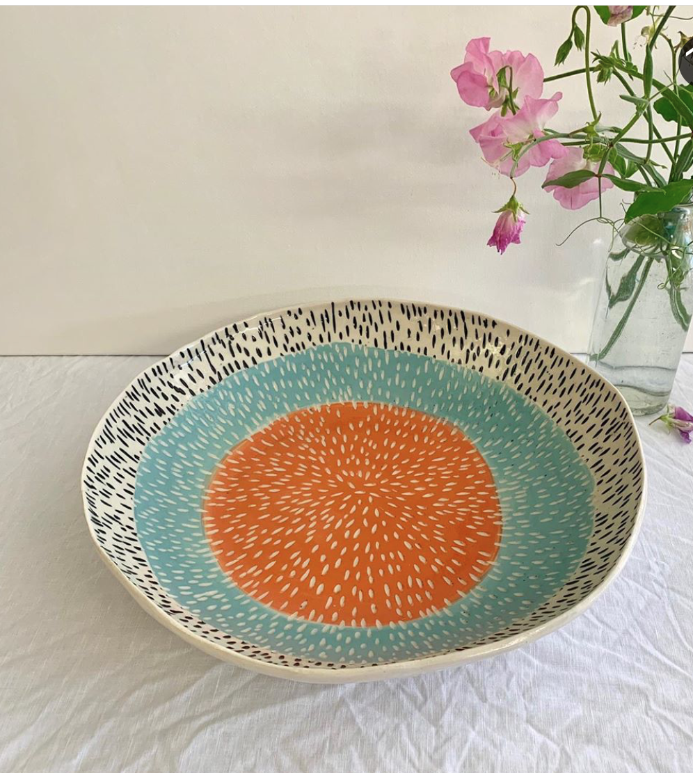 3 colour bowl