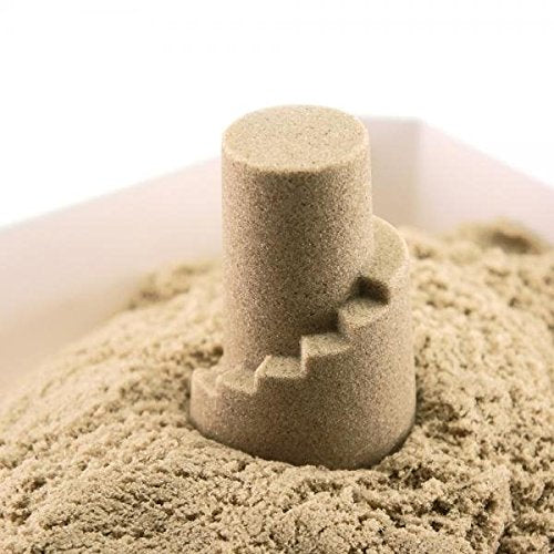 Deluxe Planet sand with 2.2 pounds of sand and 18 sand accessories …