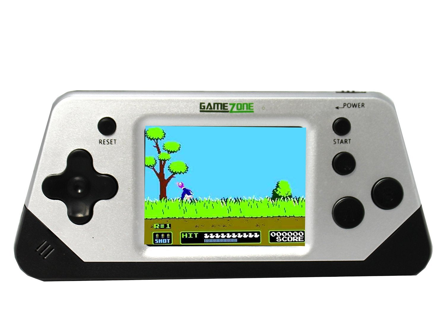 IQ Toys Game-Zone 240 Games in 1 Portable Game Console