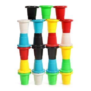 Magnetic Speed Cups - Stack or Match, with 24 Stacking Magnacups