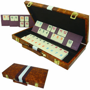 Deluxe Rummikub In A Wooden Box