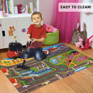 Airport Beach & Amusement Play Rug 36'' x 72''