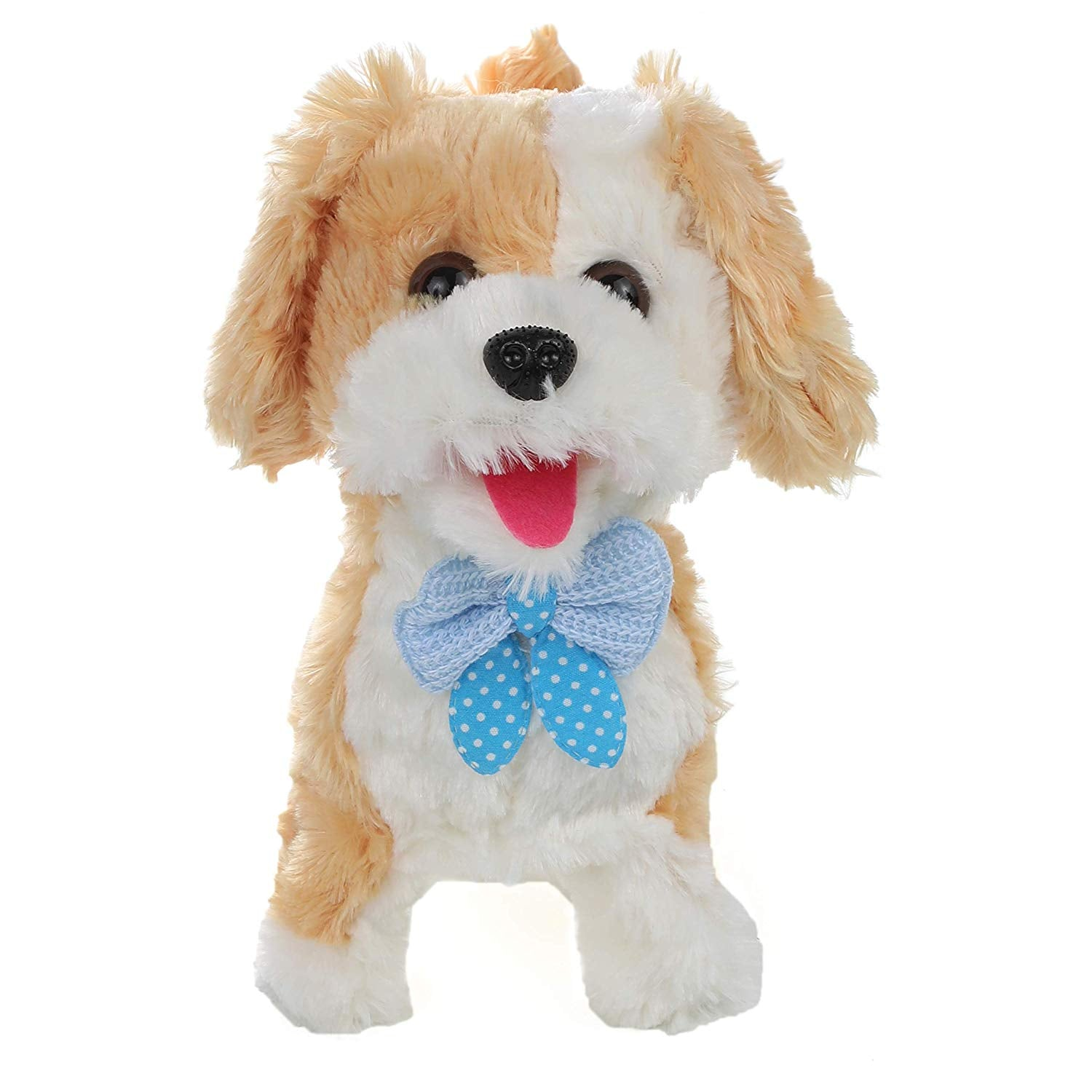 Remote Control Puppy with Bone, Dog 2 Function Toy