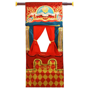 Doorway Puppet Theater Adjustable from 20-32 Inches