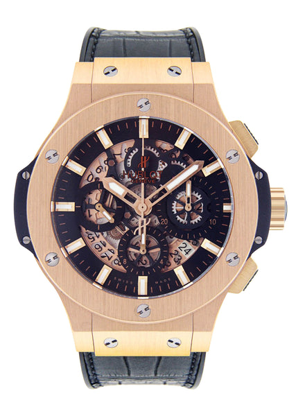 Hublot Big Bang | 18K Rose Gold | 44 Mm
