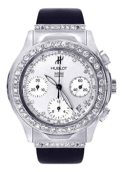 Hublot MDM Geneve | Stainless Steel | 33 Mm