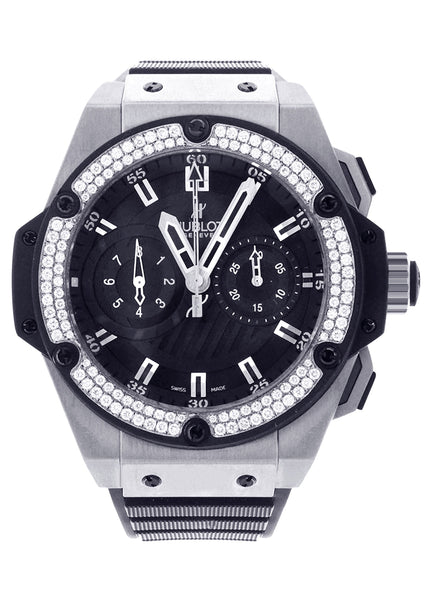 Hublot King Power | Titanium | 48 Mm