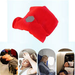 Soft Neck Support Travel Pillow