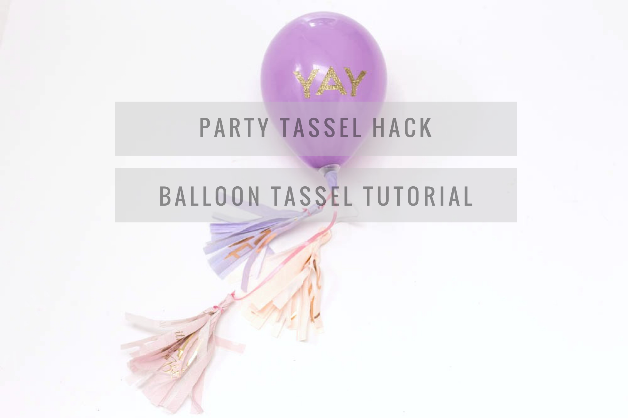 Party Tassels Hack