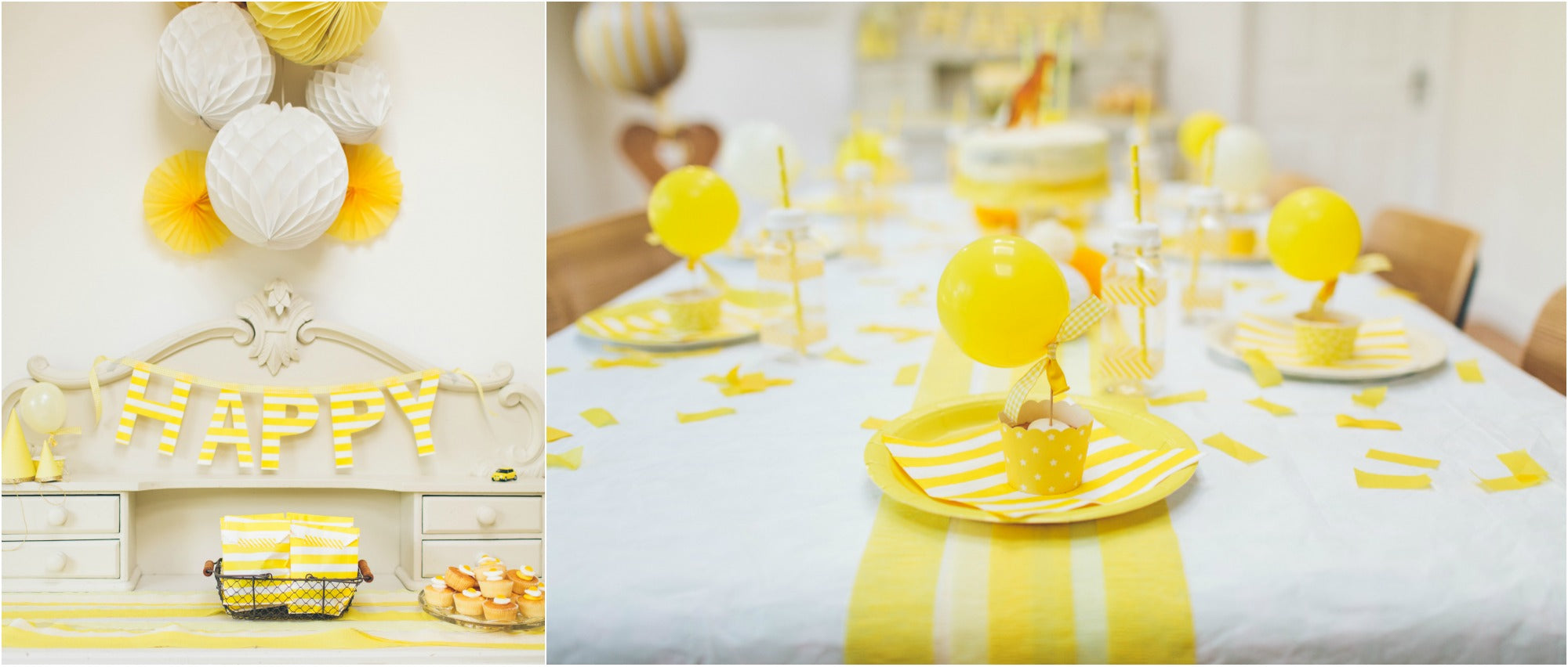 Yellow Sunny Party