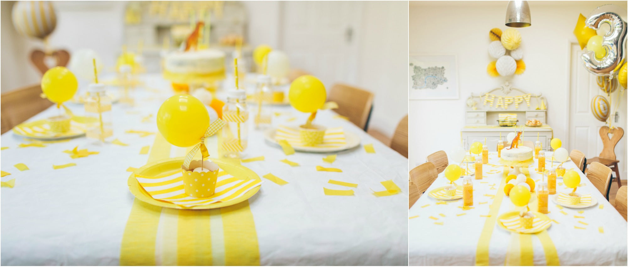 Happy Sunny Party Ideas