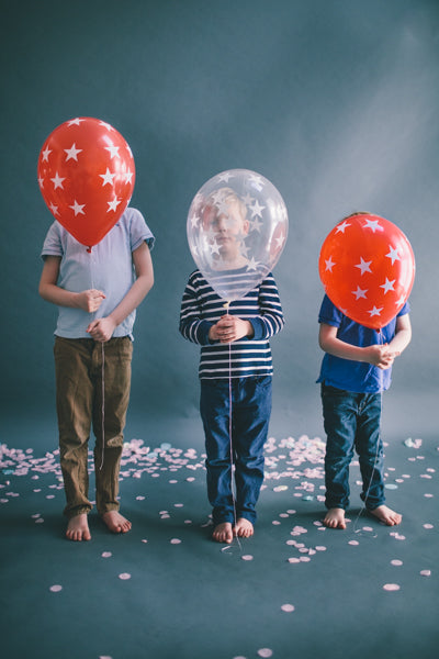 Cool Kids Party Balloons | Modern Party Supplies for Stylish Parties UK