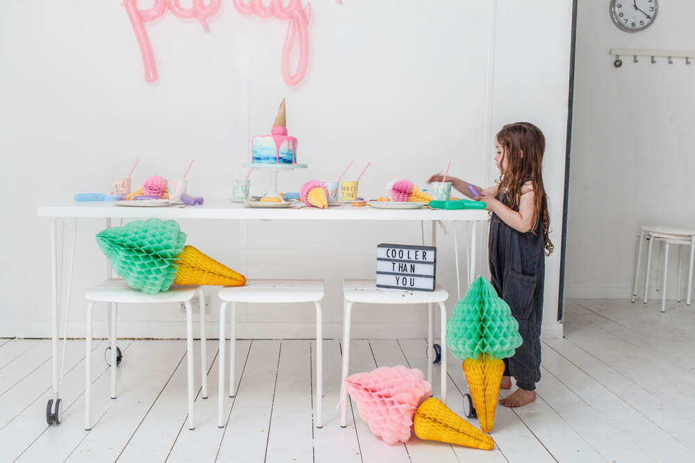 Sweet Childrens Party Theme