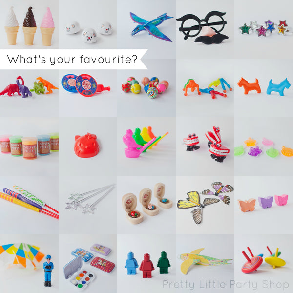 Party Bag Filler Toys For Boys And Girls Pretty Little