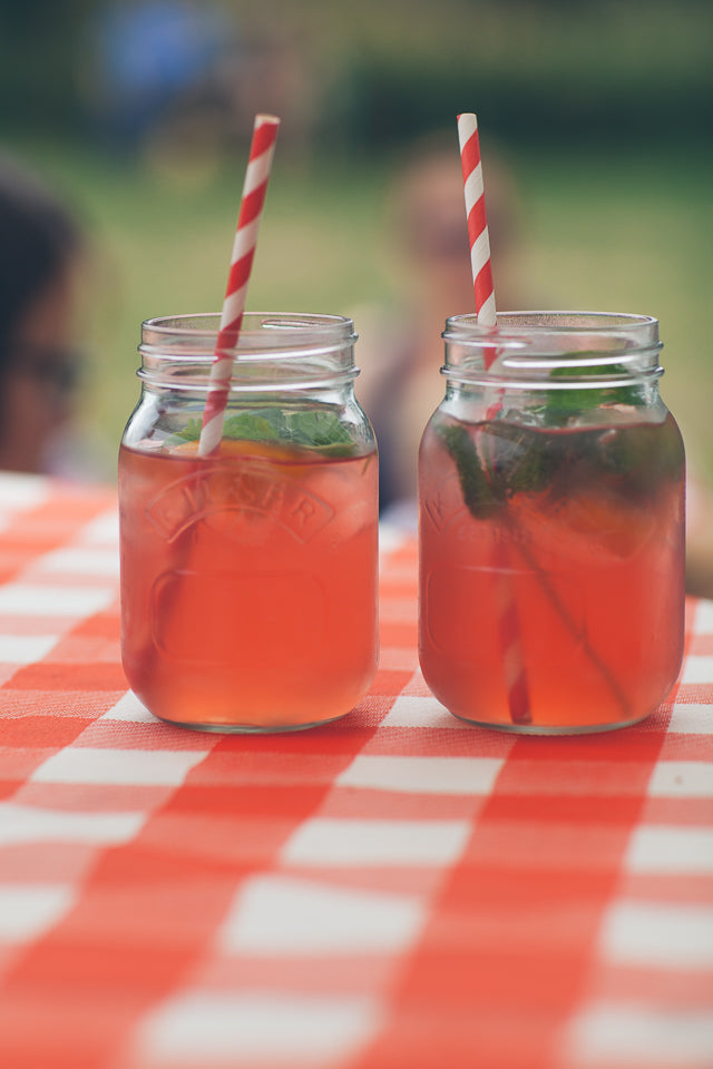 Strawberry Party Drinks