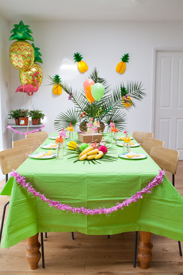 Tropical Olympic Theme Party Rio 2016