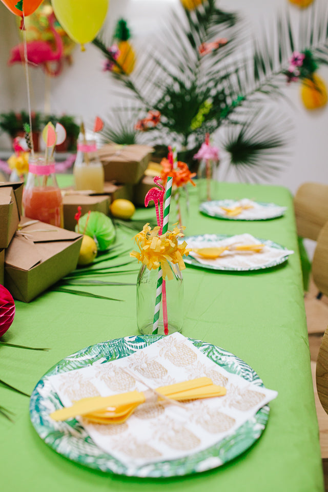 Tropical Kids party ideas