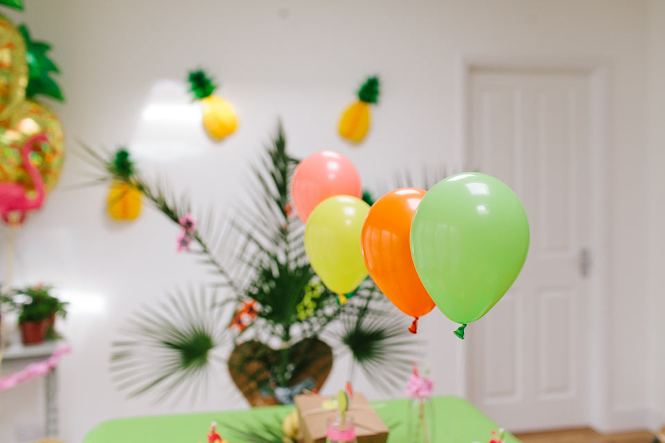 Tropical kids Party