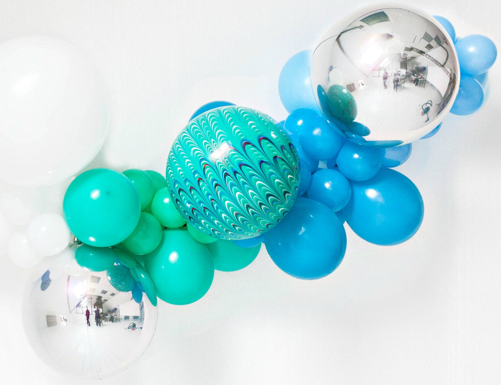 How to Inflate Orb Balloons with Air