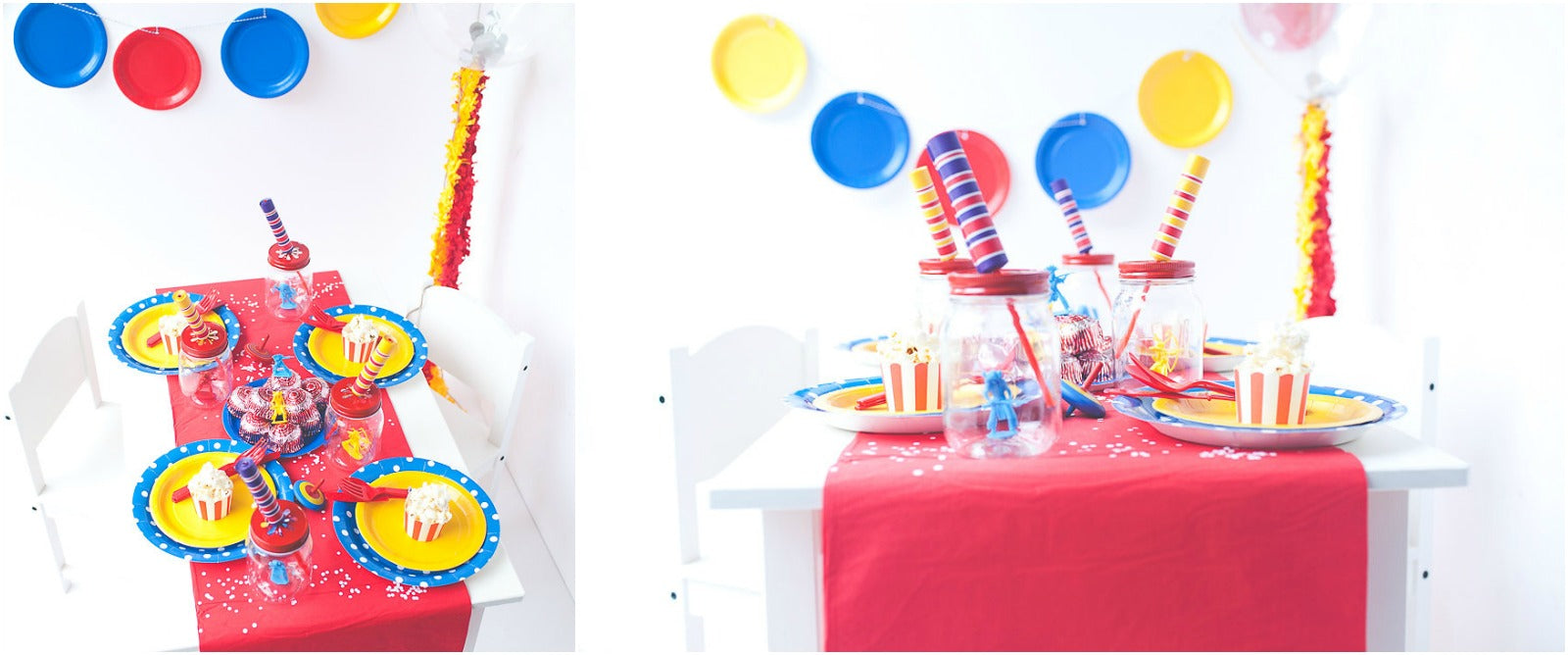 Bright colourful Party - Circus Party - Carnival Party - Pretty ...