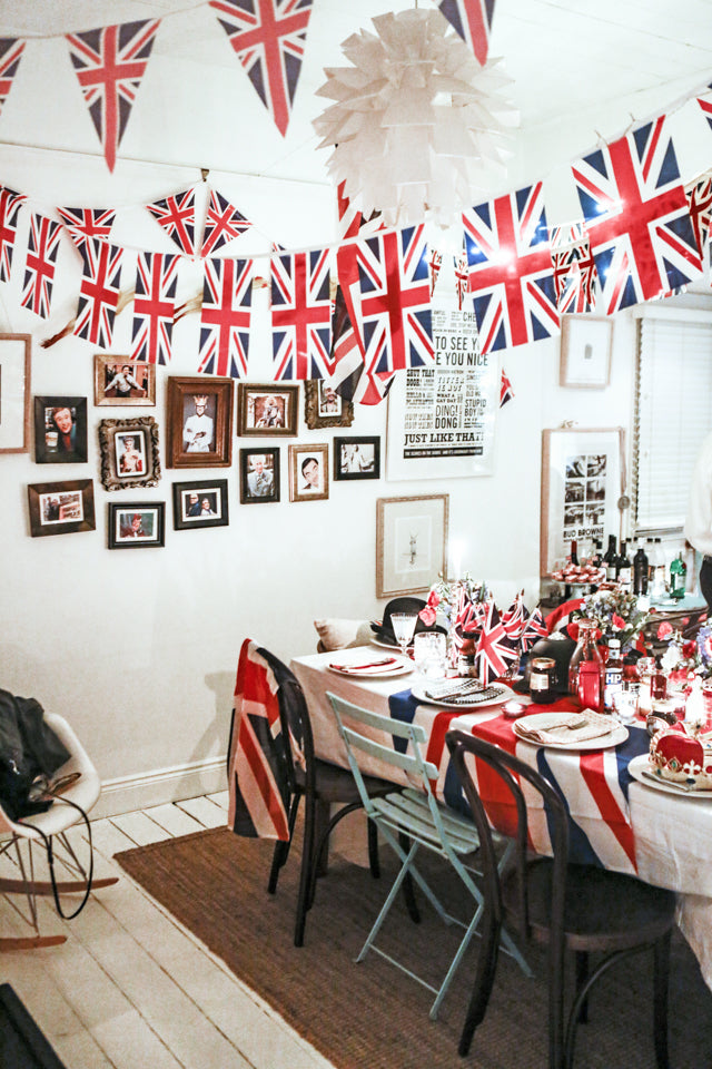 British Pub Party Theme
