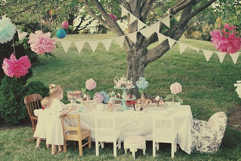 Childrens Tea Party