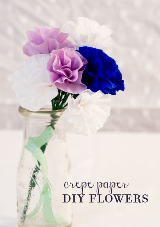 How to decorate with crepe paper streamers pretty little party shop these gorgeous flowers are so simple to make link to tutorial at bottom of page mightylinksfo