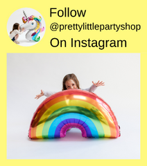 Follow Pretty Little Party Shop