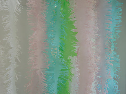 Fringe Paper Garlands