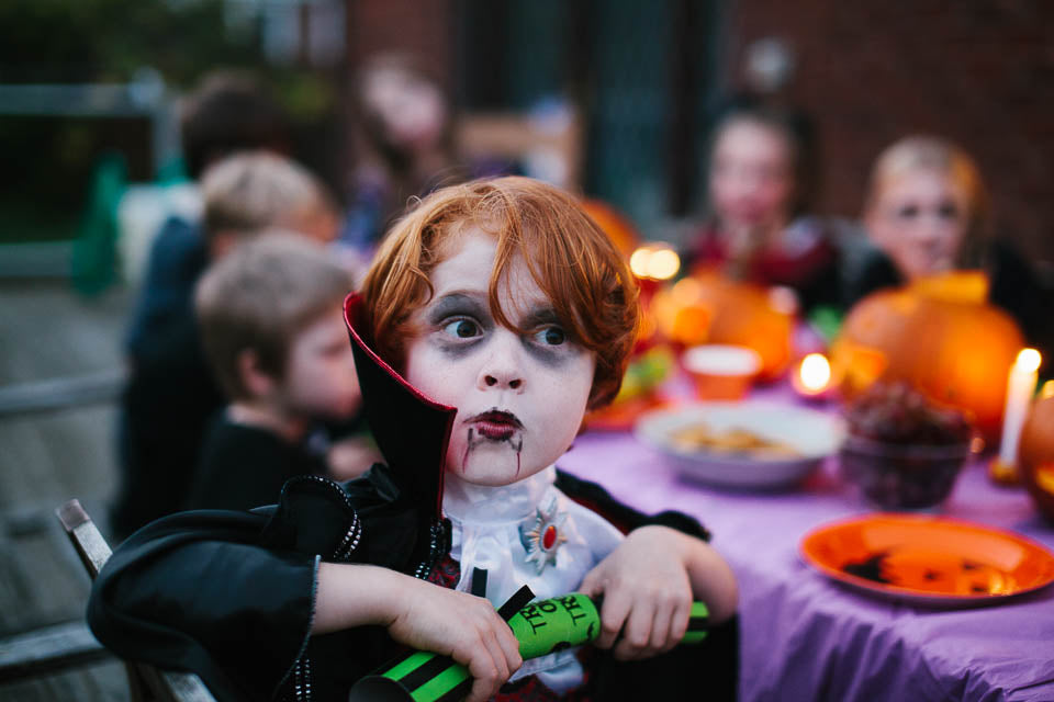 Halloween Ideas Kids Parties