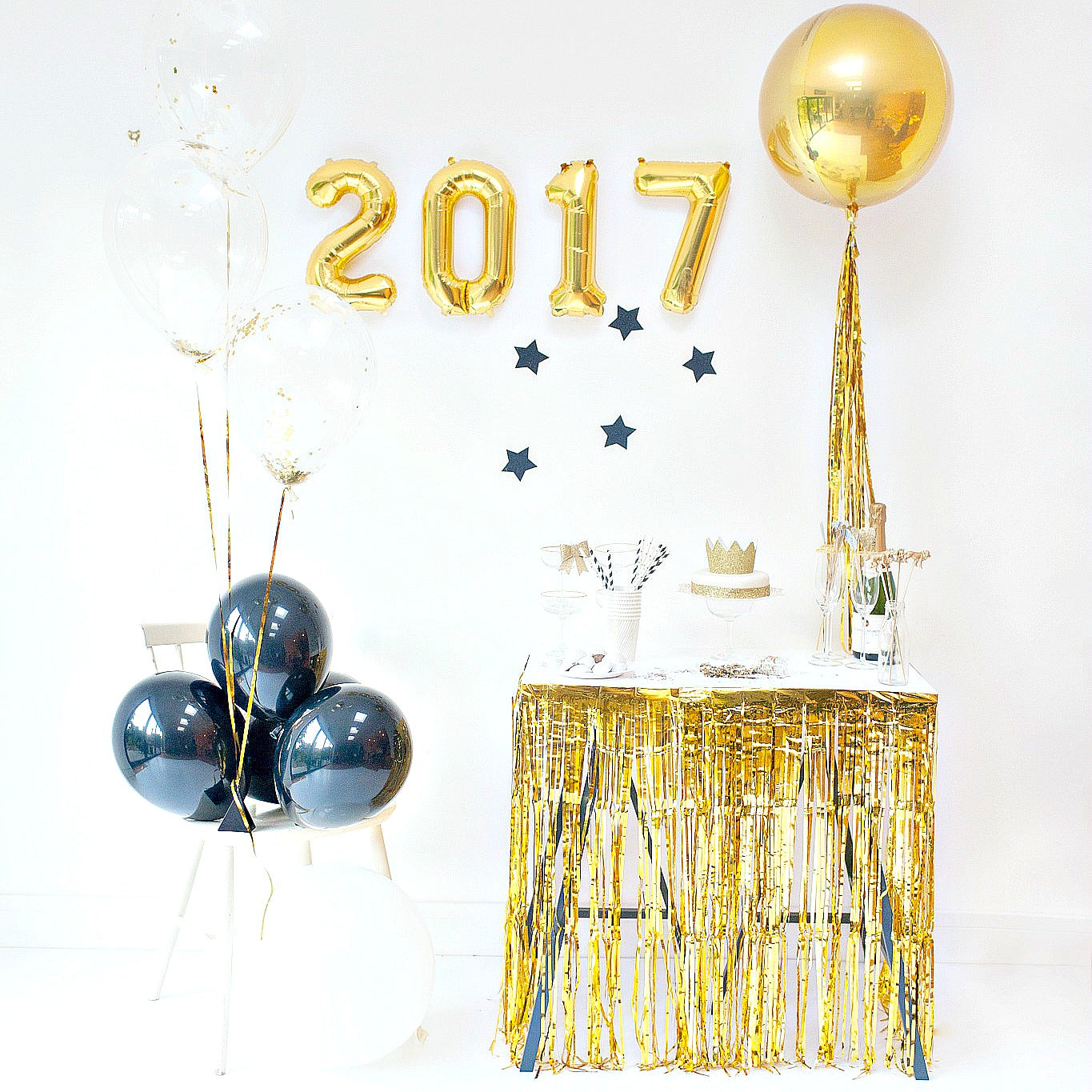 News Years Eve Party Inspiration