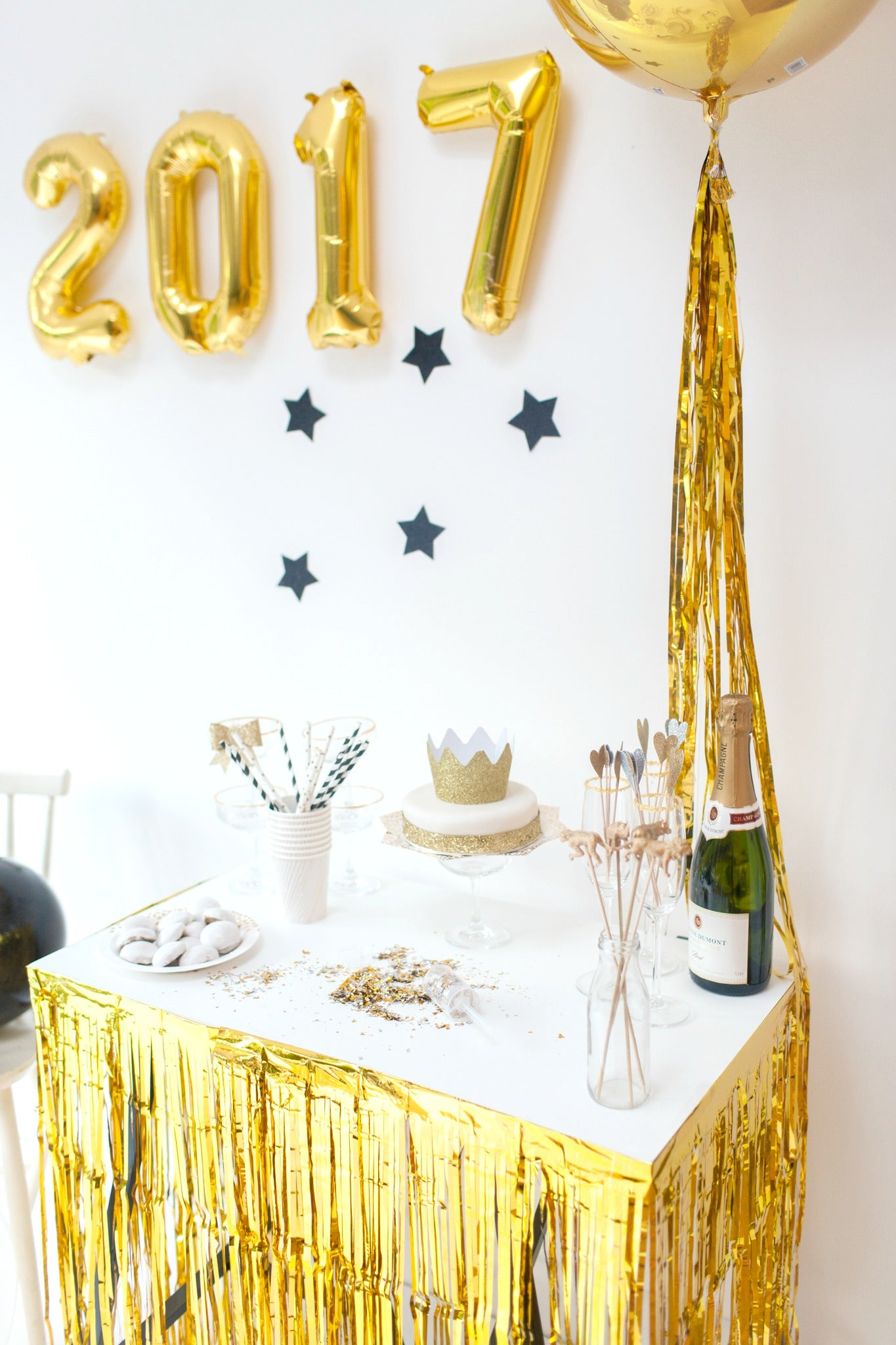 2017 NYE Party Ideas