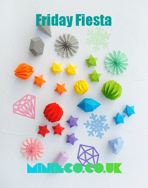 Friday Fiesta Eco Friendly Craft Projects By Minieco