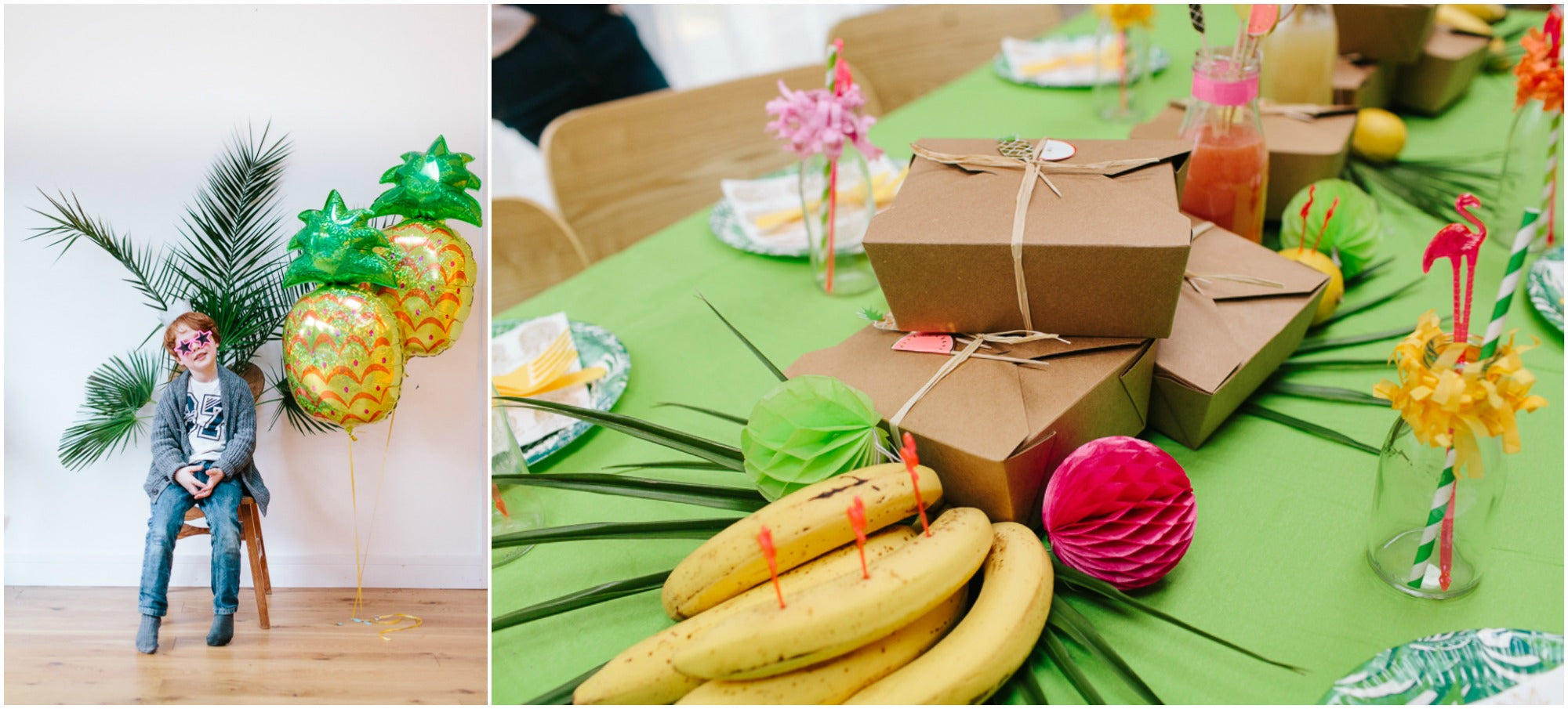 Tropical Pineapple Party Ideas And Inspiration