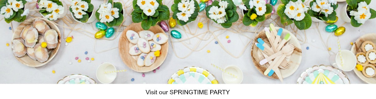 Easter Springtime Party