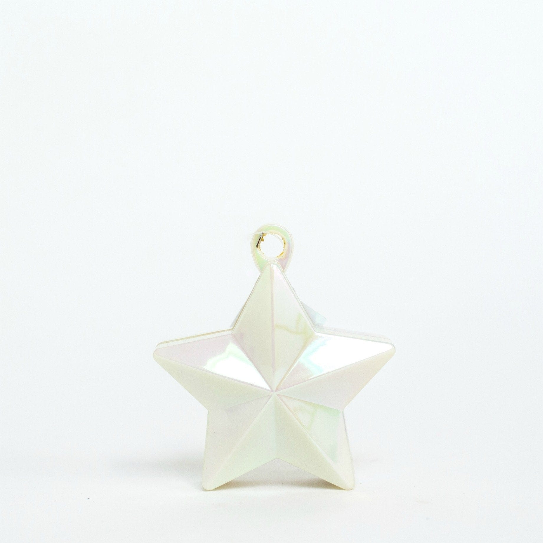 Iridescent Star Weight | Balloon Weights