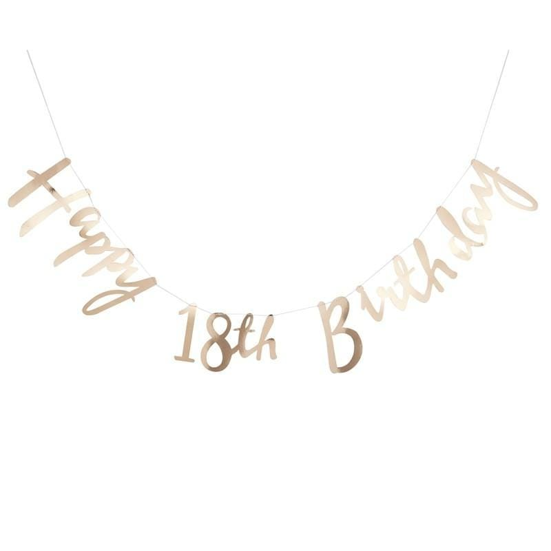 18th Birthday Party Decorations | Shop Eighteenth Birthday Party