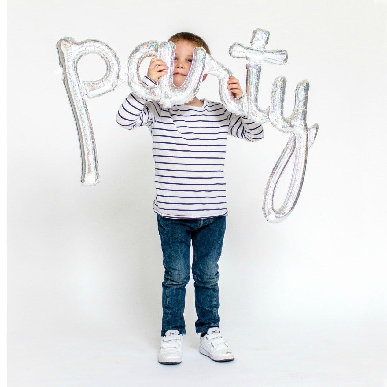 Party Script Balloon | Party Balloon Banner
