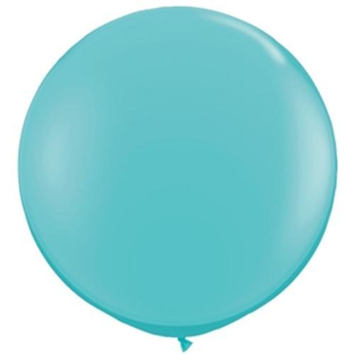 "Big Blush Balloon 36"" for Parties, Weddings and Events. Qualatex"