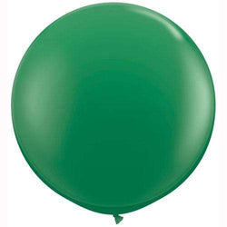 "36"" Big Round Balloon Green"