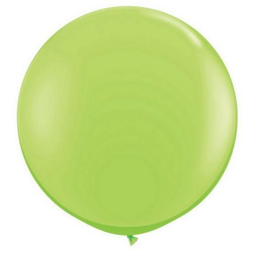 "36"" Lime Green Balloon  for Parties, Weddings and Events. Qualatex"