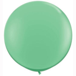 "36"" Big Round Balloon Mint"