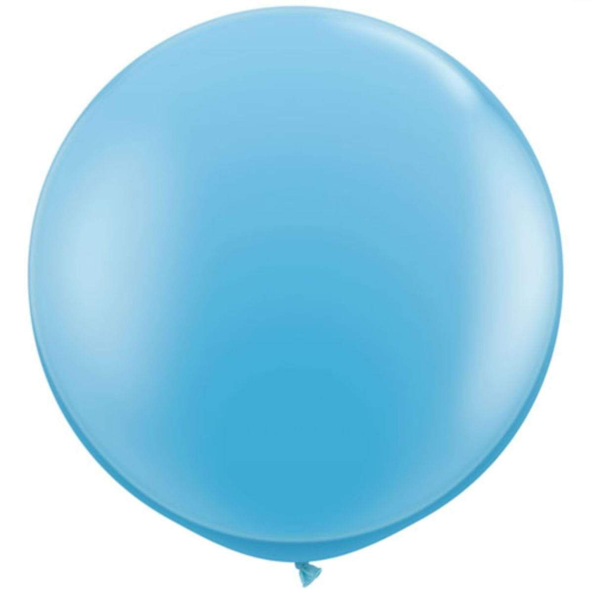 "Pale Blue 36"" Balloon 