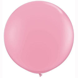 Big Round pink balloons for Parties | Weddings and Events | Qualatex