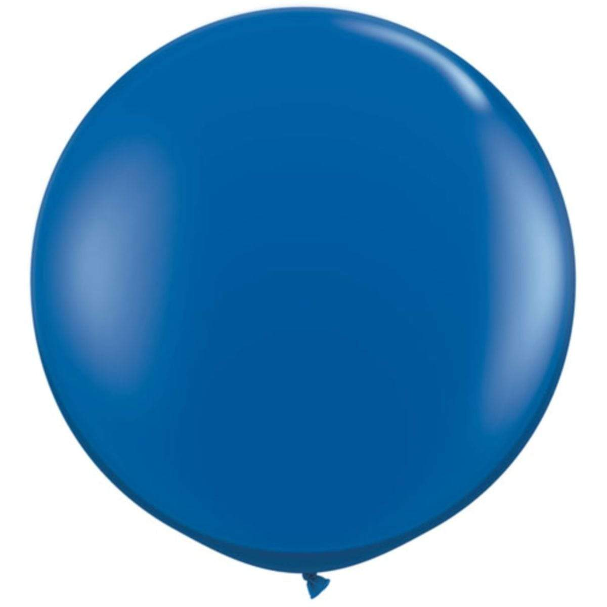 "Sapphire Blue 36"" Balloon 