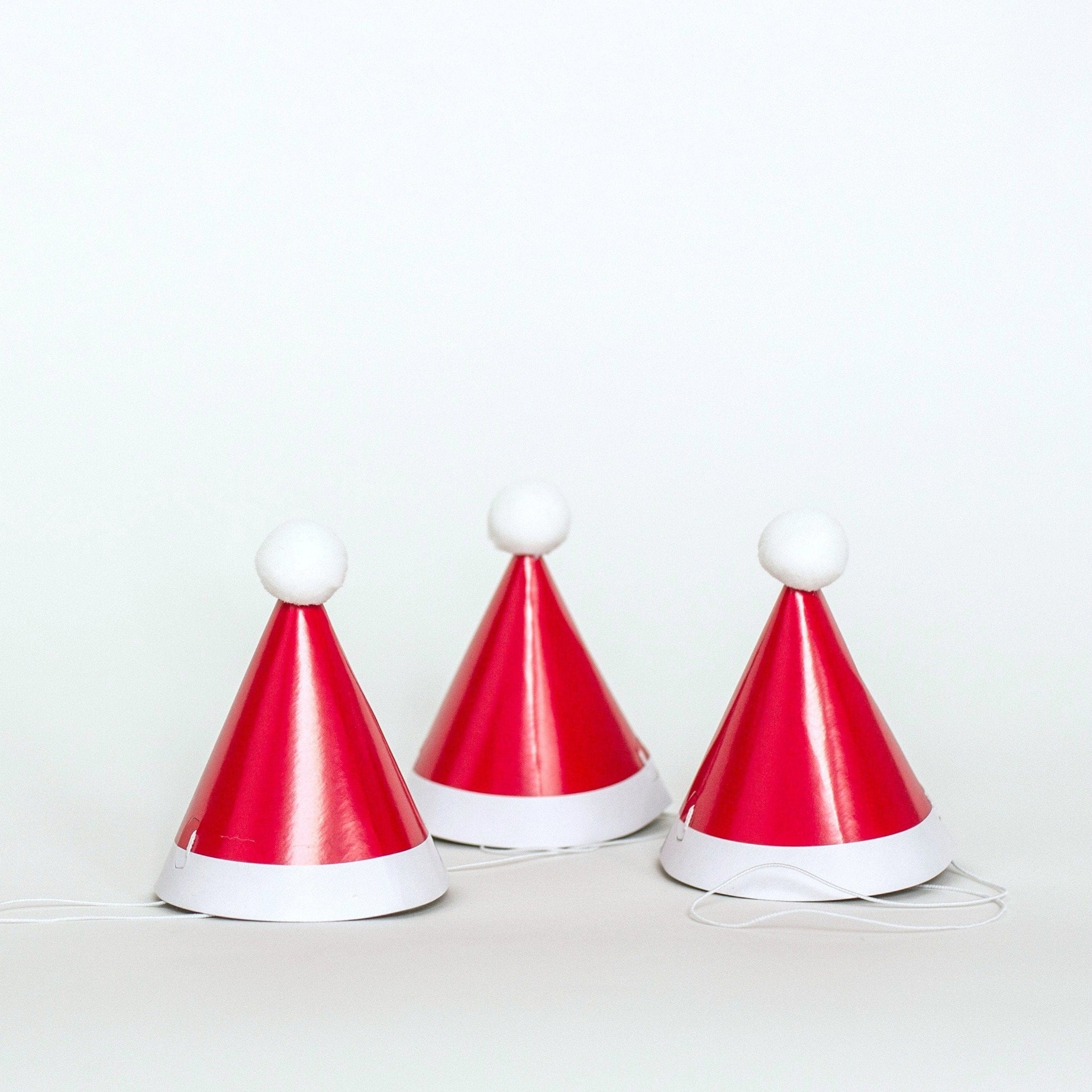 Santa Christmas Party Hats
