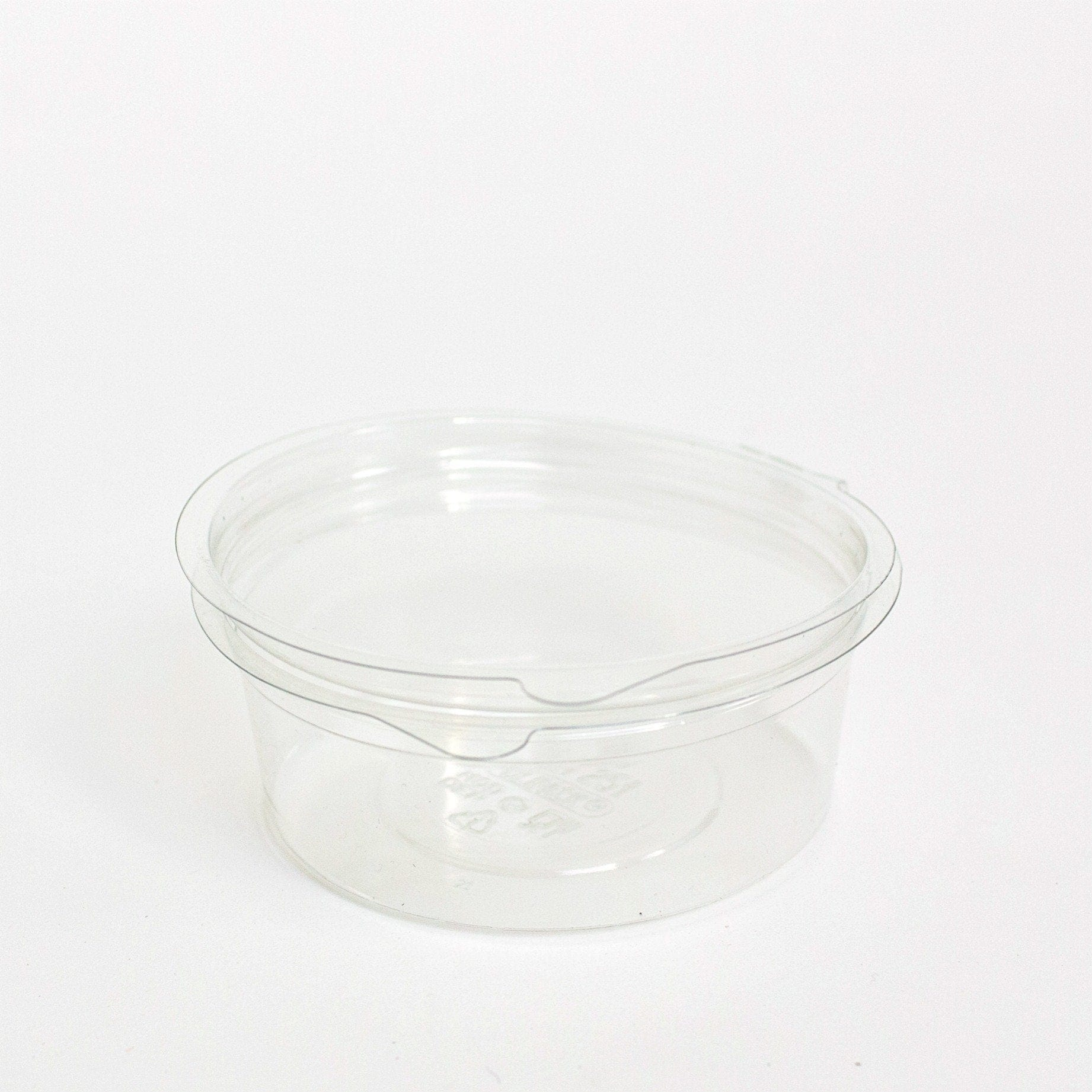 Hinged Portion Pots | Picnic Party & Catering Supplies UK