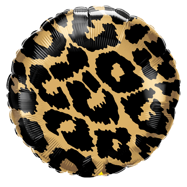 Leopard Print Animal Safari Balloon | Safari Party