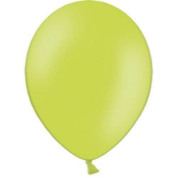 Apple Green Balloons (5 pack)