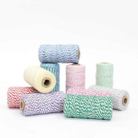 Bakers Twine | Colourful Bakers Twine for Crafts and Gift Wrapping